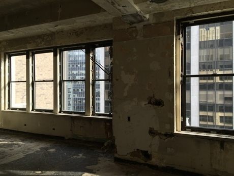 99 Wall Street Conversion to luxury apartments