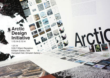 UVA Arctic Design Initiative Exhibition