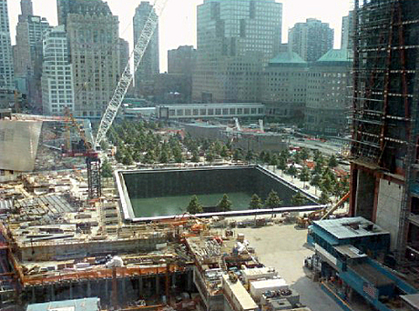 WTC Site Vist with Turner Co.