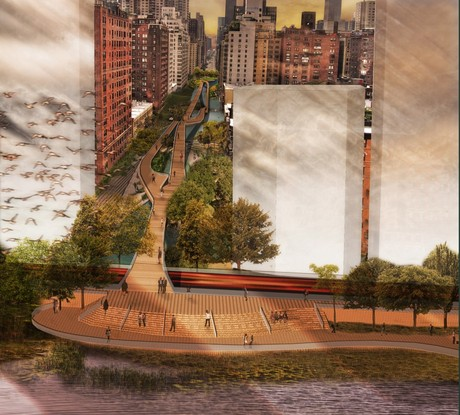 First Place! Reimagining the Waterfront Ideas Competition