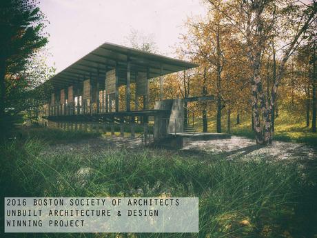 BSA 2016 Unbuilt Architecture and Design Winner