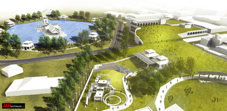 Crafting a Community- a master plan for Sims Park, New Port Richey, FL