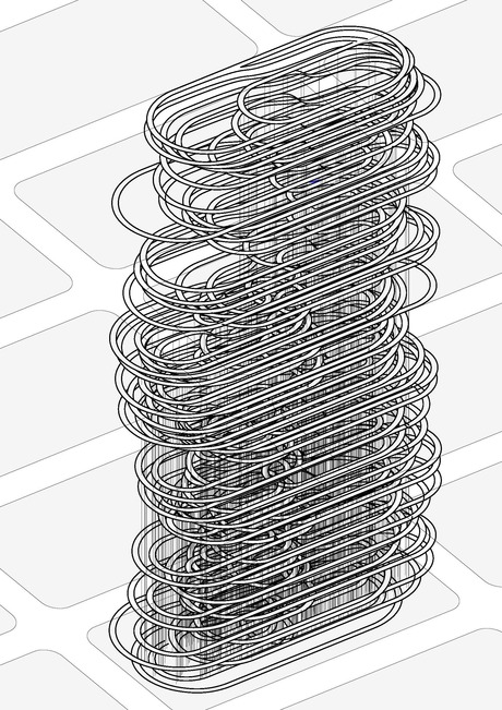 Vertical circulations