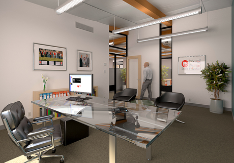Tenant Improvement | Office Interior