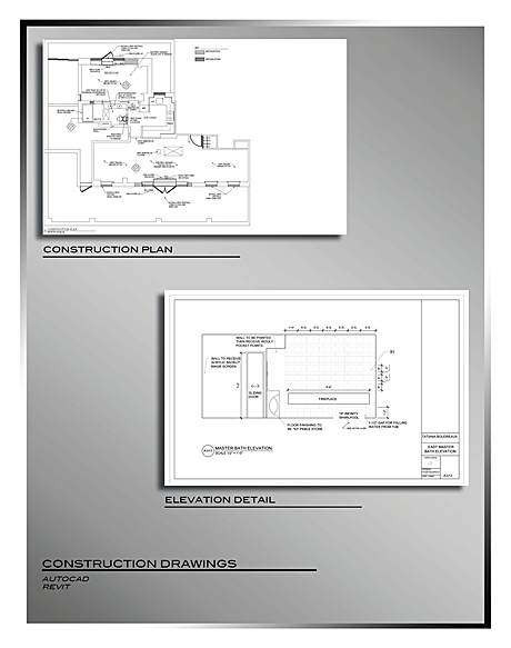 Construction Documents- DL Design Associates, LLC