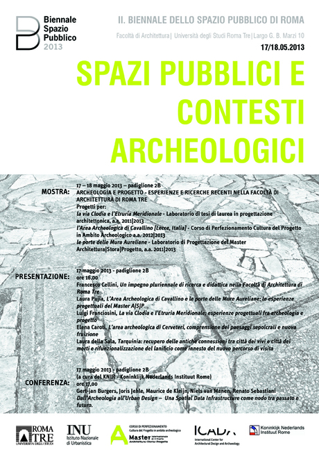 Public Space and Archaeology