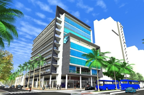 Colombian Chamber of Infrastructure Retail Tower, Cali - Colombia