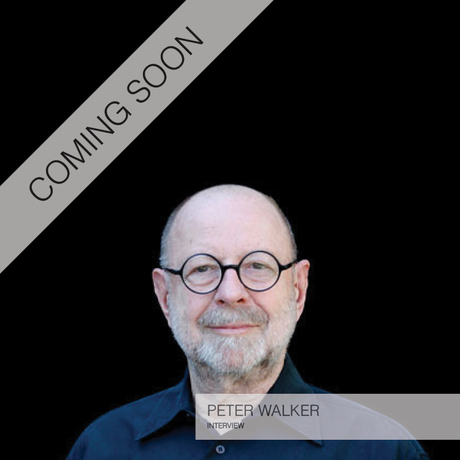 New Peter Walker Interview. Read it on my blog.