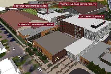 University of Minnesota Athlete's Village