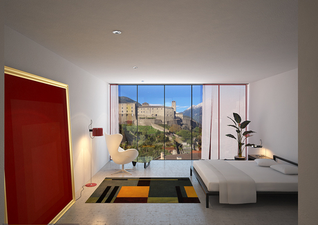 Hotel in Bellinzona - Room