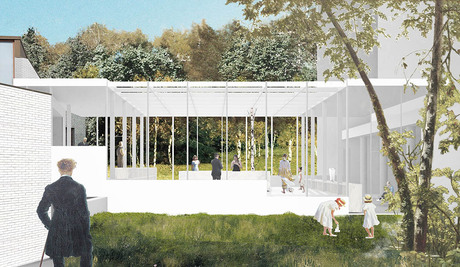 Alvar Aalto competition entry