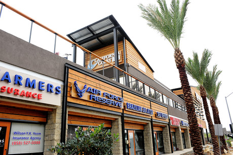 Scripps Mesa Retail Renovation