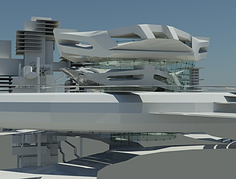 From autocad-3dsmax-revit-photoshop