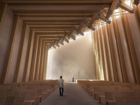 final review - Cultural center