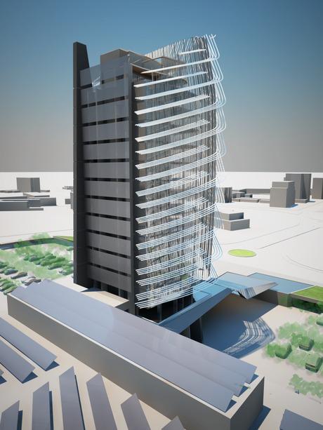 Torre di Lodi-Uffici Zucchetti