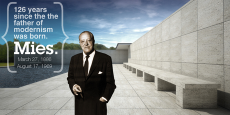 Happy Birthday Mies