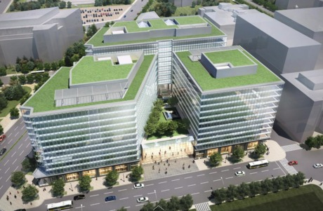 Currently completing CD's on (3) Contemporary Office Blocks in downtown Washington DC