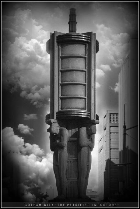 Gotham City - The Petrified Impostors