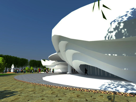 Redesigning of Alhambra Art Complex.