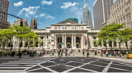 New York Public Library Renovation