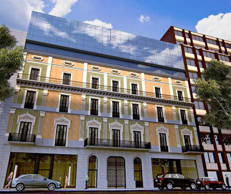 4 **** Vincci Hotel Barcelona