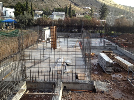 Single-Family House. Loja. Granada. Spain. Under Construction