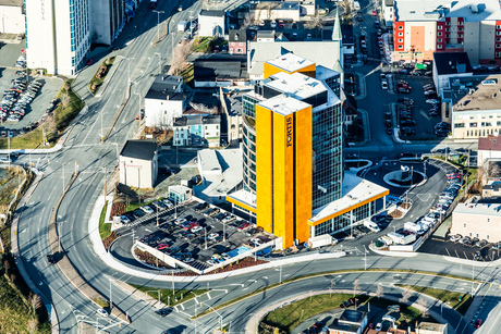 Fortis Building / St John's, Newfoundland, Canada