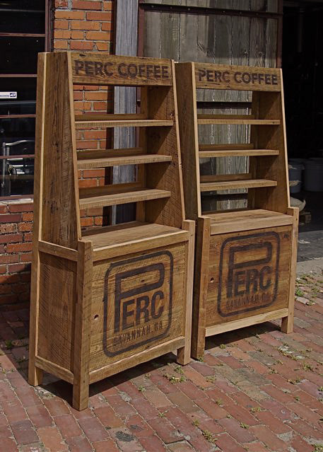 Ready for Fresh Market! #Perccoffee #Southernpinecompany