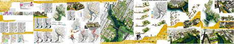Masters Urban Design project on East Harlem and South Bronx