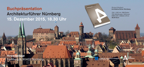 Presenting the Nuremberg Architectural Guide tonight!