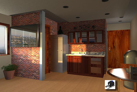 Proposed Loft Interior