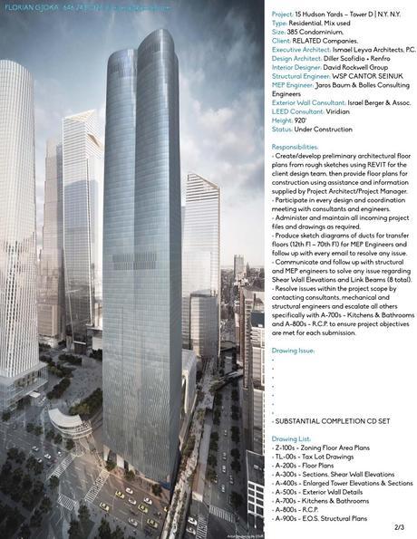 15 Hudson Yards - Tower D