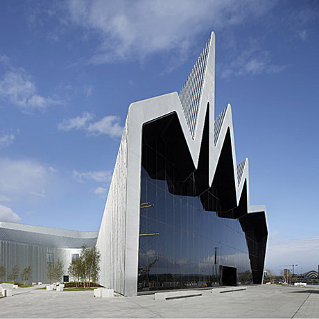 Latest project up on Dezeen: http://www.dezeen.com/2011/06/10/riverside-museum-by-zaha-hadid-architects/