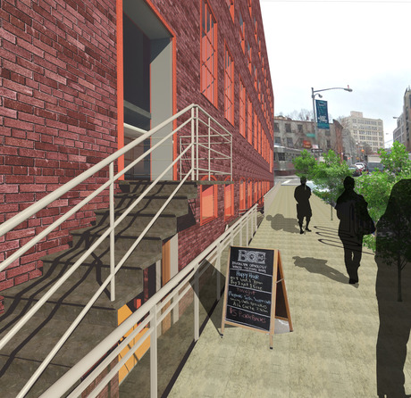 Commercial renovation - Williamsburg