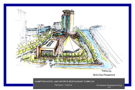 9-Acre Mixed Use Development Project, Hamptom, VA