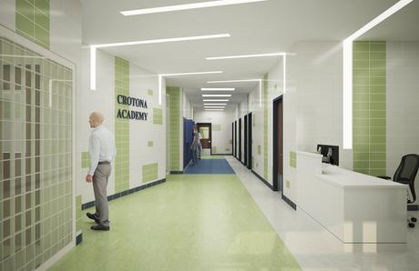 Crotona Academy- Corridor