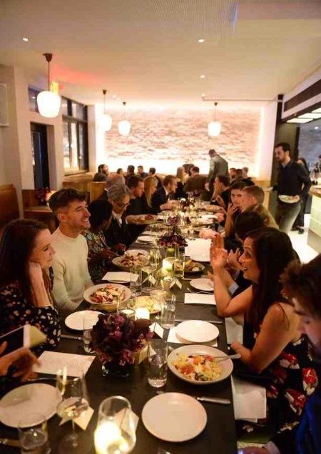 Pasquale Jones Restaurant :: 86 Kenmare Street, New York, NY
