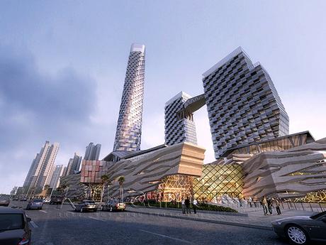 Artchitectural rendering