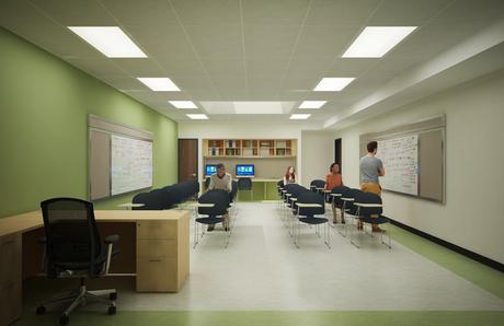Crotona Academy- Classroom
