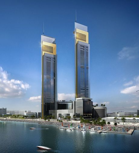 LAMAR Towers Project