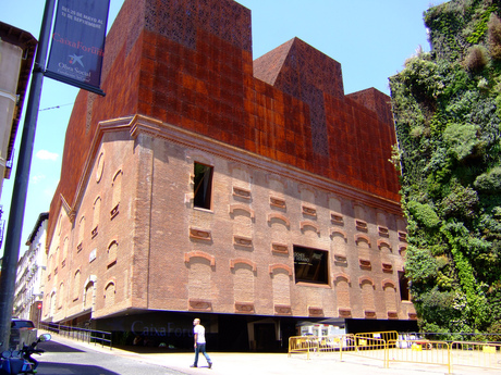 Architect & Exhibition Designer in Caixa Forum Museum
