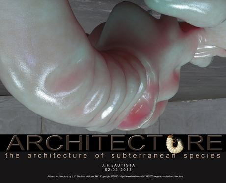...Architecture of subterranean species