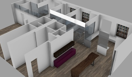 Amrita Singh Office & Showroom