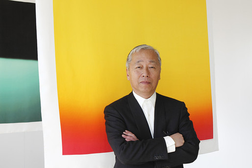 The perfect museum, says Hiroshi Sugimoto, is 'a very simple space.' (WSJ/Hermes)