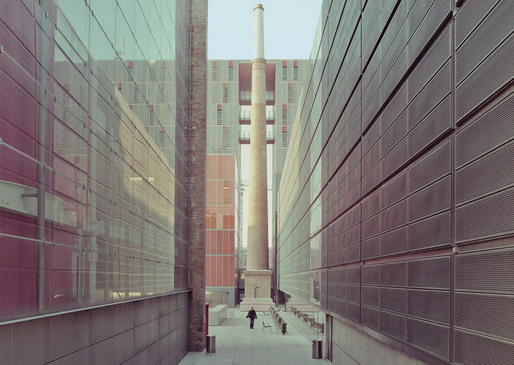 Fabra Universidad, Barcelona  Franck Bohbot.