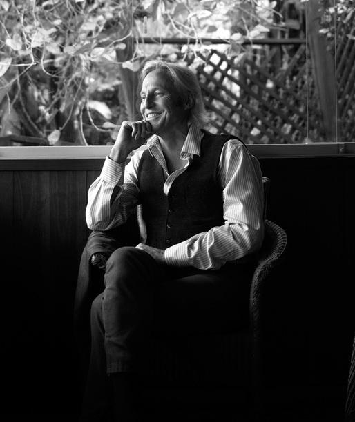 Peter Stutchbury. Photo: Damian Bennett.