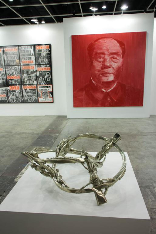 Yan Pei-Ming -