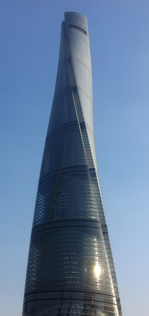A tall picture for a tall building. Photo courtesy of Marshall Strabala/2DEFINE Architecture.