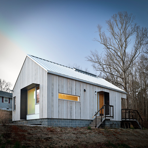A New Norris House; Norris, TN by College of Architecture &amp; Design, UT Knoxville (Photo: Ken McCown)