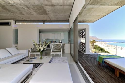 home by metropolis design - Beachfront Home Designs
